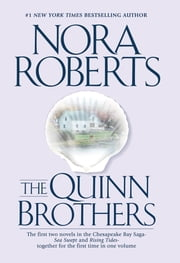 The Quinn Brothers - 2-in-1 ebook by Nora Roberts