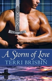 A Storm of Love ebook by Terri Brisbin