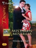 Mistaken Mistress ebook by Tessa Radley