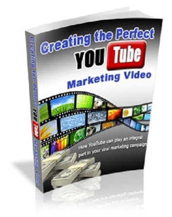 Creating The Perfect YouTube Marketing Video ebook by Anonymous