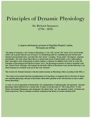 Principles of Dynamic Physiology ebook by Saumarez, Richard