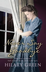 Never Say Goodbye ebook by Hilary Green