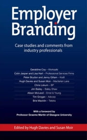 Employer Branding ebook by Hugh Davies