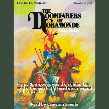 The Doomfarers Of Coramonde audiobook by Brian Daley