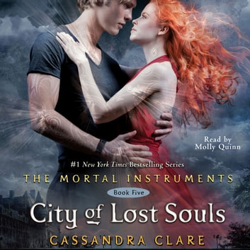 City of Lost Souls luisterboek by Cassandra Clare