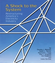 A Shock to the System - Restructuring America's Electricity Industry ebook by Timothy J. Brennan,Karen L. Palmer,Raymond J. Kopp,Alan J. Krupnick,Vito Stagliano,Dallas Burtraw
