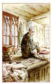 Tailor of Gloucester (Illustrated) ebook by Beatrix Potter