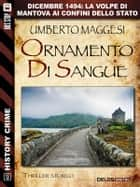 Ornamento di sangue ebook by Umberto Maggesi