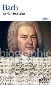 Bach ebook by Marc Leboucher