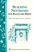Build Nest Boxes for Backyard Birds