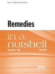 Remedies in a Nutshell, 2d ebook by William Tabb,Rachel Janutis