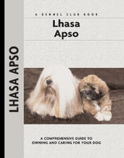Lhasa Apso ebook by Juliette Cunliffe