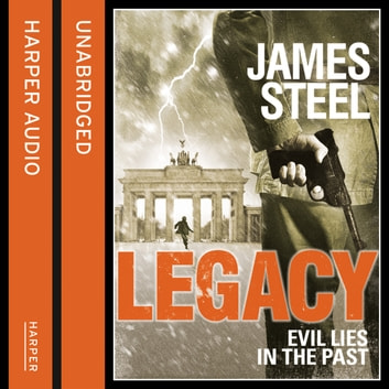 Legacy audiobook by James Steel