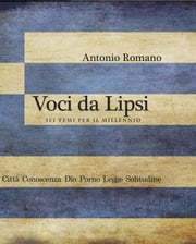 Voci da Lipsi ebook by Antonio Romano
