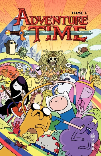 Adventure Time - Tome 1 eBook by Ryan North,Branden Lamb