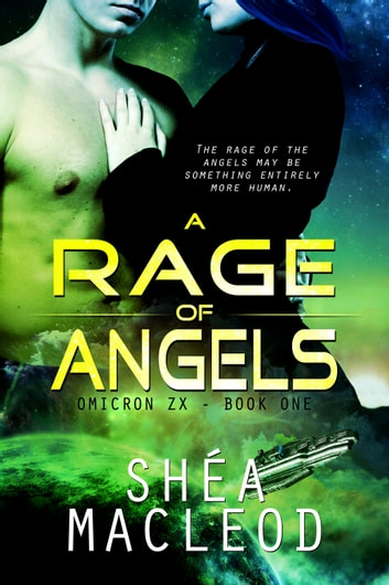 A Rage of Angels ebook by Shéa MacLeod