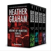 Heather Graham Krewe of Hunters Series Volume 1 - Phantom Evil\Heart of Evil\Sacred Evil\The Evil Inside ebook by Heather Graham
