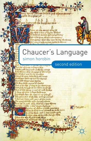 Chaucer's Language ebook by Simon Horobin