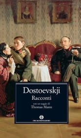 Racconti ebook by Fëdor Dostoevskij,Giovanna Spendel