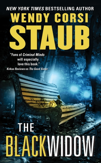 The Black Widow ebook by Wendy Corsi Staub