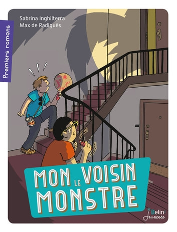 Mon voisin le monstre ebook by Sabrina Inghilterra