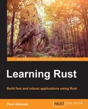 Learning Rust ebook by Paul Johnson