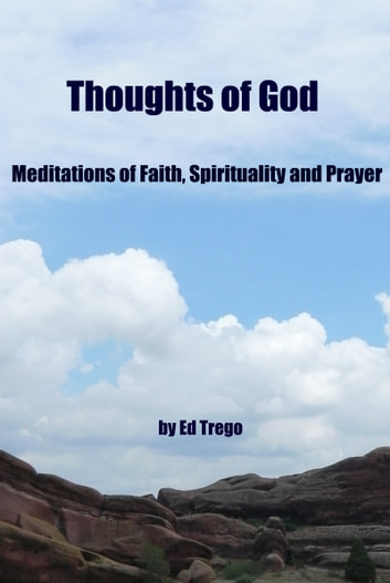 Thoughts of God ebook by Ed Trego