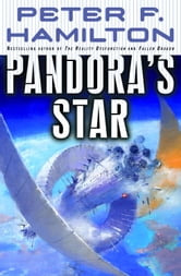 Pandora's Star ebook by Peter F. Hamilton