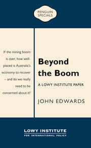 Beyond the Boom - Penguin Specials ebook by John Edwards