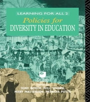 Policies for Diversity in Education ebook by