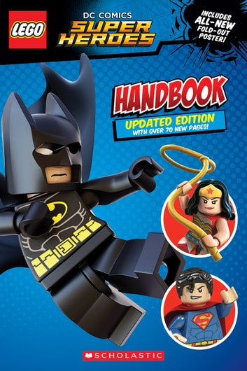 Handbook: Updated Edition (LEGO DC Super Heroes) ebook by Greg Farshtey