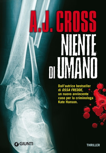 Niente di umano ebook by A.J. Cross