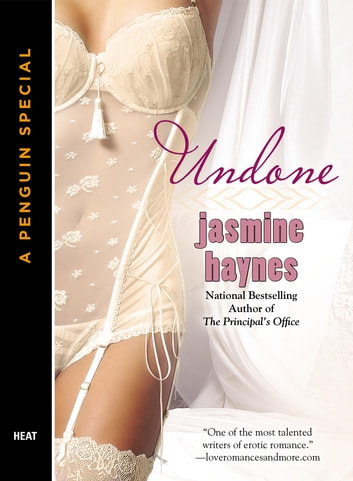 Undone eBook by Jasmine Haynes