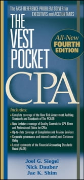 The Vest Pocket CPA ebook by Joel G. Siegel,Nick A. Dauber,Jae K. Shim