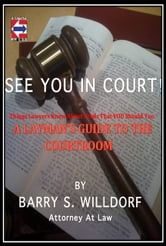 See You In Court! ebook by Barry Willdorf