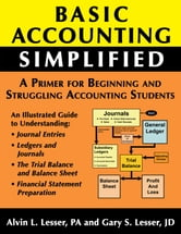 Basic Accounting Simplified ebook by Lesser, Gary S