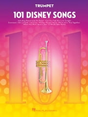 101 Disney Songs for Trumpet ebook by Hal Leonard Corp.