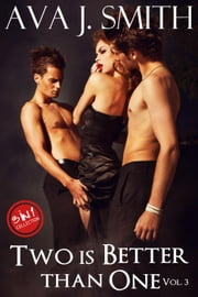 Two is Better than One Vol. 3: 3 in 1 Collection - His Forbidden Fruit ebook by Ava J. Smith
