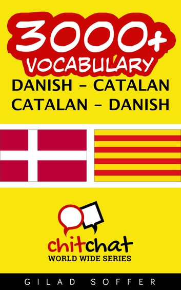 3000+ Vocabulary Danish - Catalan ebook by Gilad Soffer
