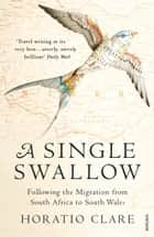 A Single Swallow - Following An Epic Journey From South Africa To South Wales ebook by Horatio Clare
