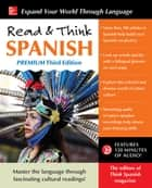Read & Think Spanish, Premium Third Edition ebook by The Editors of Think Spanish