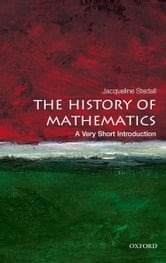 The History of Mathematics: A Very Short Introduction ebook by Jacqueline Stedall