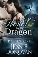 Healed by the Dragon: Boxed Set (Parts #1-4)