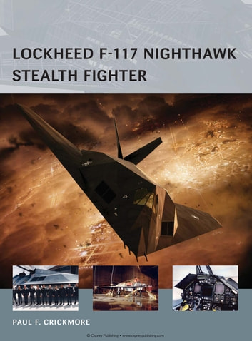 Lockheed F-117 Nighthawk Stealth Fighter ebook by Paul F Crickmore