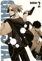Gangsta., Vol. 2 ebook by Kohske