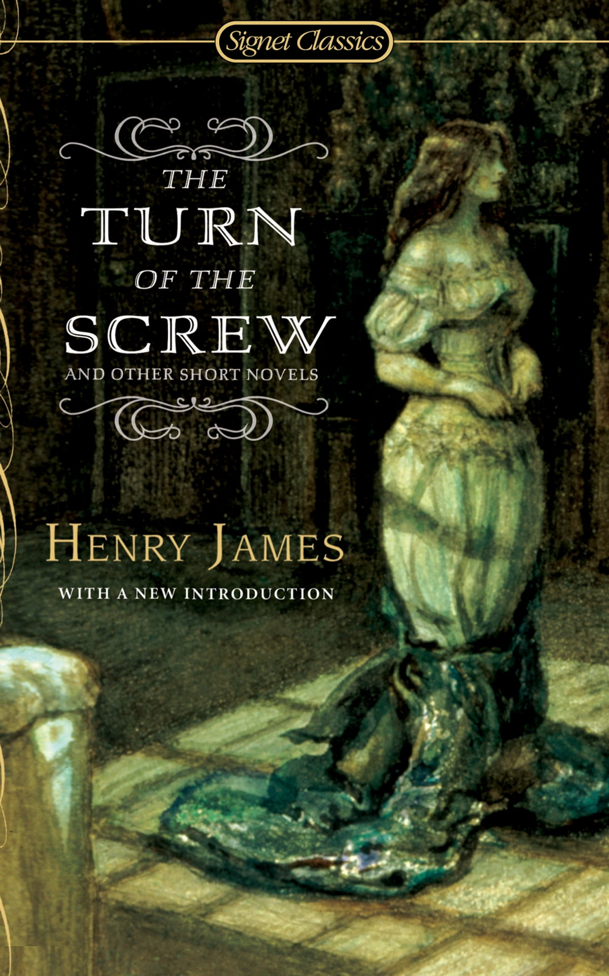 the turn of the screw short summary
