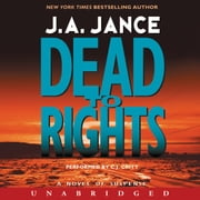 Dead to Rights audiobook by J. A. Jance