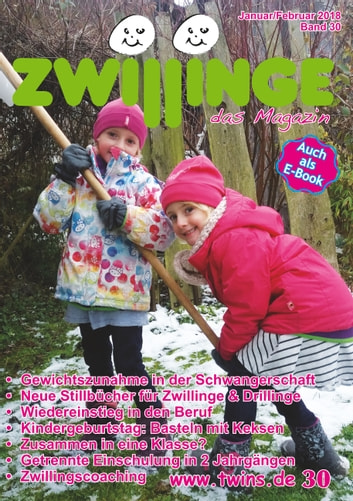 Zwillinge das Magazin Januar/Februar 2018 eBook by