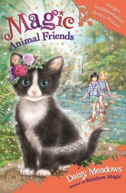 Magic Animal Friends: Imogen Scribblewhiskers' Perfect Picture