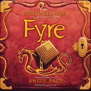 Septimus Heap, Book Seven: Fyre audiobook by Angie Sage